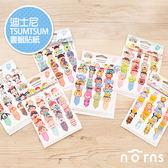 Norns 【迪士尼TSUMTSUM書籤貼紙】N次貼 便利貼 玩具總動員 米老鼠 史迪奇