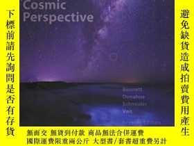 二手書博民逛書店Essential罕見Cosmic Perspective The & Modified Masteringast
