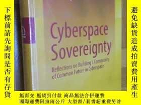 全新書博民逛書店CyberspaceSovereignty:Reflections on Building a Community
