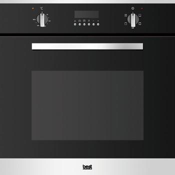 【系統廚具】BEST 貝斯特 OV-351 嵌入式3D旋風烤箱