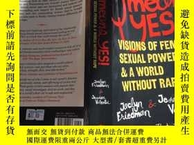 二手書博民逛書店Yes罕見Means Yes!: Visions of Fema