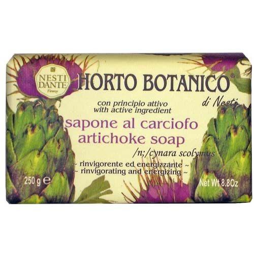 Nesti Dante 義大利手工香皂 天然蔬果系列 朝鮮薊  250g【美人密碼】