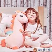 抱枕毛絨玩具萌公仔睡覺夾腿抱枕懶人床上玩偶【淘夢屋】