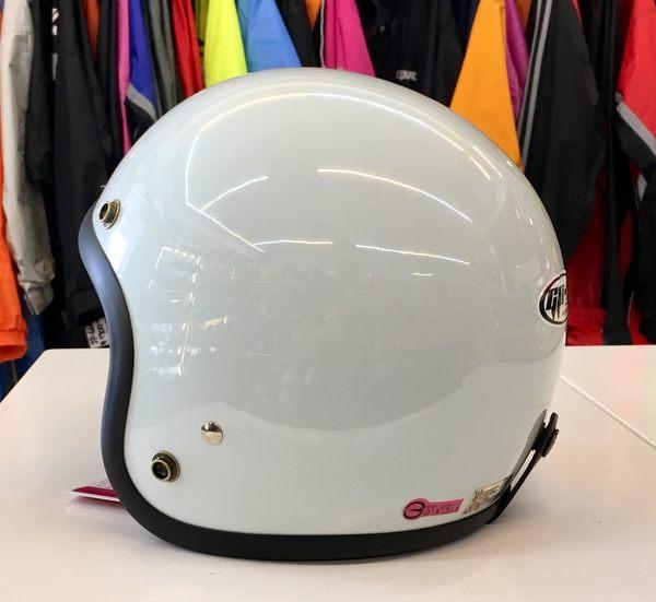 GP-5安全帽,復古帽,小帽體,D303,白