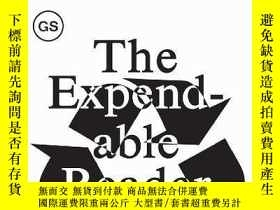二手書博民逛書店Expendable罕見Reader - Articles on Art, Architecture, Desig