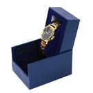 手錶收納盒 手表的盒子家用腕表包裝禮盒簡約便攜單個【快速出貨八折鉅惠】