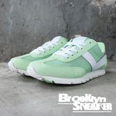 PONY 淺綠 蘋果綠 白 基本款 慢跑 休閒 透氣 女生 (布魯克林) 62W1SO63LN