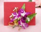 一定要幸福哦~~石斛蘭胸花 、喝茶禮、婚禮小物、婚俗用品 、紅包袋