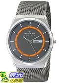 [105美國直購] 男士手錶 Skagen Men s SKW6007 Melbye Titanium Watch with Mesh Band