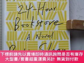 二手書博民逛書店Mr.罕見Penumbra s 24-Hour BookstoreY385290 Robin Sloan Pi