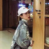 2019新款棒球帽春秋季男女帽子百搭休閒字母刺繡鴨舌帽韓版潮流帽