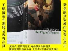 二手書博民逛書店The罕見Pilgrim s Progress (《天_路_歷_程》英文原版 柯林斯經典版)Y168754 J