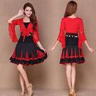 新款夏中老年跳舞蹈裙子三件套Eb459『M&G大尺碼』
