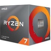 AMD Ryzen 7 3700X R7-3700X 處理器 100-100000071BOX