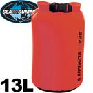 【Sea To Summit  澳洲 70D 輕量防水收納袋13L紅】STSADS/防水收納袋/收納袋/打理包