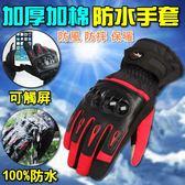 【PRO-BIKER 正品】 100% 防水 手套 觸控手套 防寒 長手套 騎車 登山 滑雪  生日 母親節