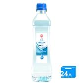 崇德發天然鹼性水500ml*24入【愛買】