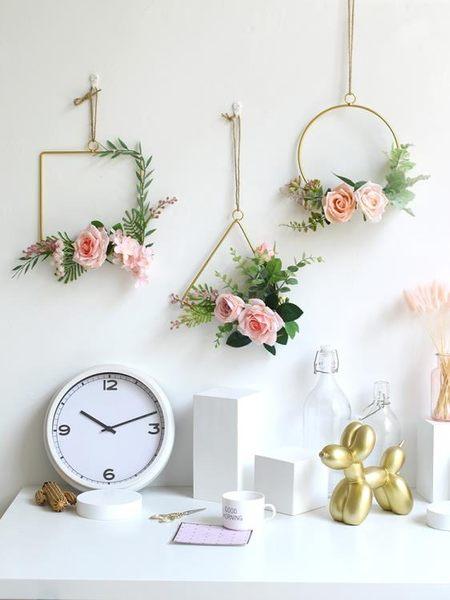 創意北歐風房間臥室內餐廳墻上墻面裝飾品墻壁掛件寢室客廳掛墻 潮流前線
