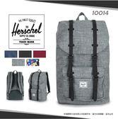 Herschel 素面/花色後背包透氣減壓背帶 大容量休閒雙肩包 15吋電腦包 10014 束口休閒包帆布包書包