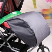 秋冬寶寶必備童保暖嬰兒防風推車腳套 JD1045 【3C環球數位館】