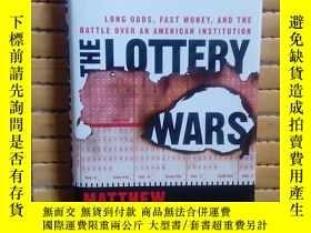 二手書博民逛書店THE罕見LOTTERY WARS 彩票的戰爭Y22067 MA