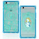 【Disney 】iPhone 6 Plus/6s Plus  專業耐衝擊aprolink雙料保護殼-愛麗絲