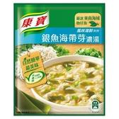 康寶濃湯自然原味銀魚海帶芽37g x2入/袋【愛買】
