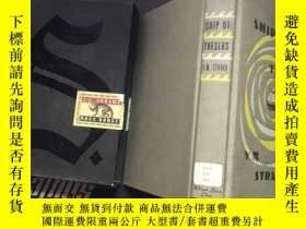 二手書博民逛書店SHIP罕見OF THESEUS(忒修斯之船) 英文版 多個附件 布面精裝Y10491 V.M.STRAKA