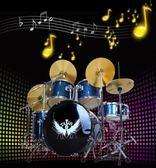 架子鼓成人兒童自學爵士鼓5鼓3镲4镲初學者入門練習專業演奏 歐亞時尚