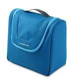 Lifeventure 英國 WC大口袋盥洗包-吊掛 藍 64070 收納包 打理包 旅行包 化妝包 收納袋 [易遨遊]