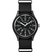 TIMEX 天美時 (TXTW2R37400) 手錶 黑色/40mm