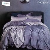 《竹漾》100%天絲雙人兩用被床包四件組-晚霞
