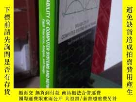 二手書博民逛書店Reliability罕見of Computer Systems