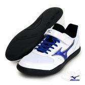 美津濃 MIZUNO 男女擲部鞋 FIELD GEO TH (白X藍) 全尺碼 U1GB154627【 胖媛的店 】