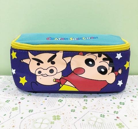 【震撼精品百貨】蠟筆小新_Crayon Shin-chan~小新筆袋/收納袋-小豬#04096