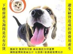 二手書博民逛書店The罕見Dog: Dogs Rule Cats Drool  The Cat: Cats Rule And Do