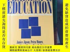 二手書博民逛書店Feminism罕見and educationY324927 看