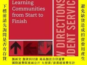 二手書博民逛書店Learning罕見Communities from Start to Finish: New Direction