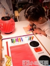 燈籠 春節花燈幼兒園兒童手提led發光小燈籠手工制作自制diy材料包 NMS小明同學