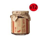【鮮食優多】豆油伯・辣豆瓣醬12瓶