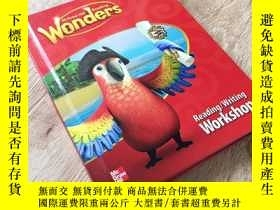 二手書博民逛書店Wonders罕見G1 Workshop Literature Anthology 2本合售Y392905 D