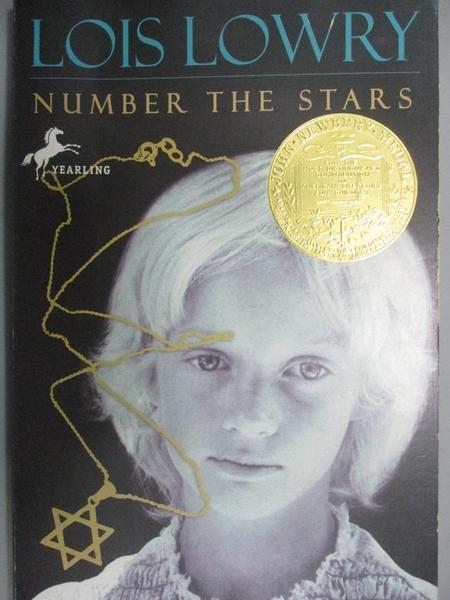 【書寶二手書T1/原文小說_IAO】Number the Stars_Lowry