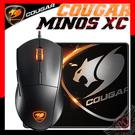[ PC PARTY ] 美洲獅 COUGAR MINOS XC+滑鼠墊 電競組