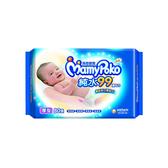 【2件特價】滿意寶寶溫和純水溼巾補充包安心厚型80片【寶雅】