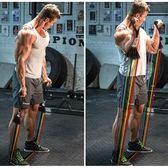 拉力器 拉力繩家用健身男力量訓練健身器材家用拉力器擴胸器拉力帶彈力繩 二度3C 99免運