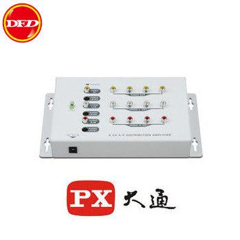 PX大通 AV-104 1入4出分配器 刷卡OK/含稅