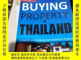 二手書博民逛書店BUYING罕見PROPERTY IN THAILANDY314