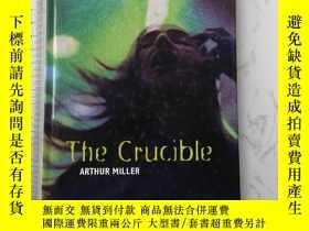 二手書博民逛書店The罕見Crucible 精裝Y385290 Miller, Arthur Heinemann ISBN:9