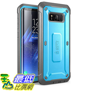 [106 美國直購] SUPCASE Samsung Galaxy S8 Plus 藍色/粉紅色 [Unicorn Beetle PRO Series] Case 手機殼 保護殼