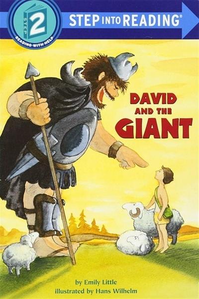 (二手書)Step into Reading Step 2: David and the Giant